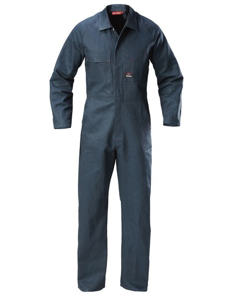 Hard Yakka Cotton Drill Coverall (Green)