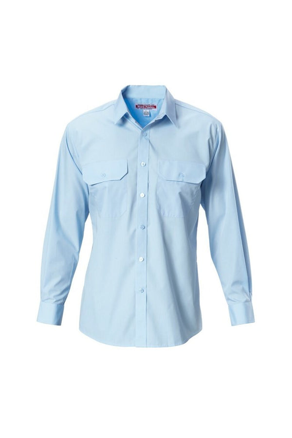 Hard Yakka Long Sleeve Permanent Press Shirt