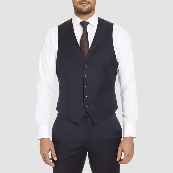 Studio Italia Icon Stretch Alex Vest (Navy)