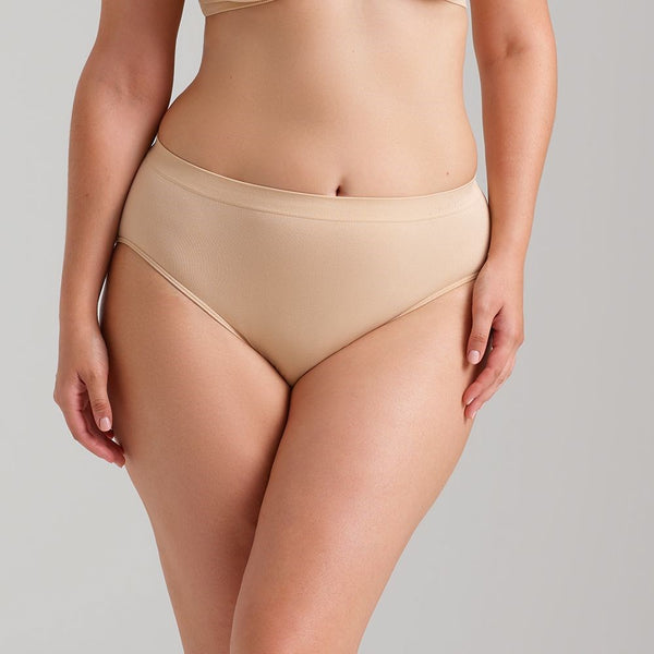 Ambra Curvesque High Cut Brief