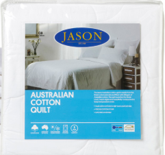 Jason Australian Cotton Quilt 250GSM