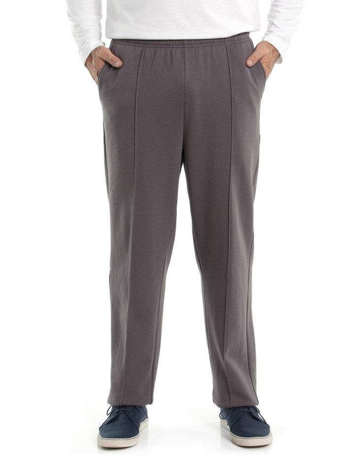 Breakaway Mens Classic Snowy Mt Fleece Pants (Larger Sizes)