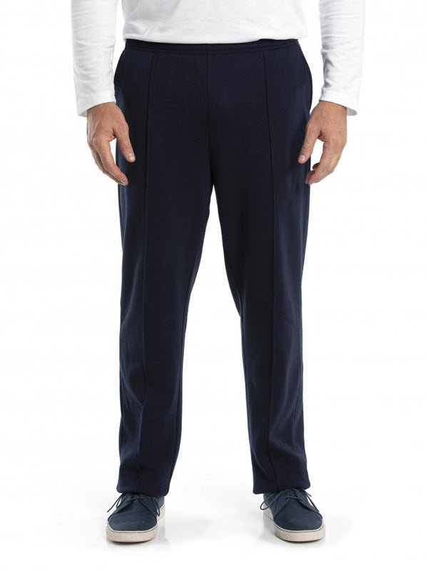 Breakaway Mens Classic Snowy Mt Fleece Pants