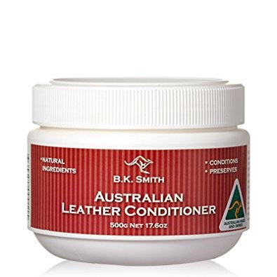 B.K Smith Australian Leather Conditioner (500ml)