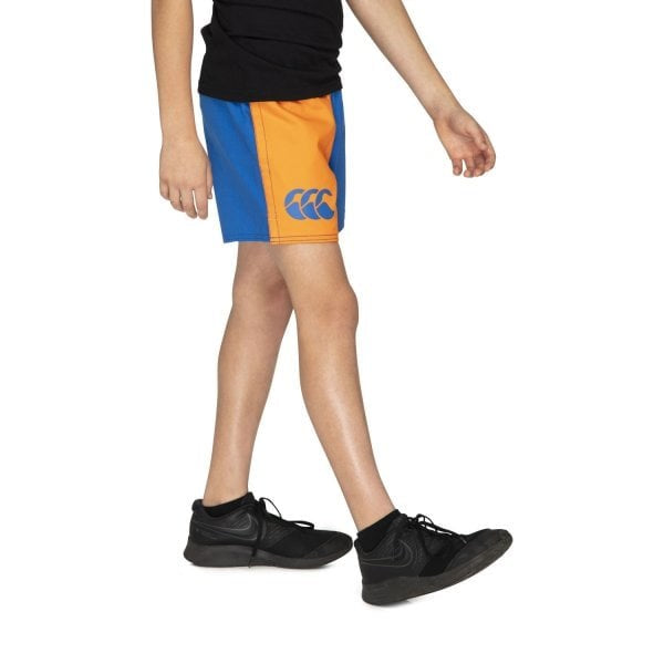 Canterbury Boys Harlequin Work Short