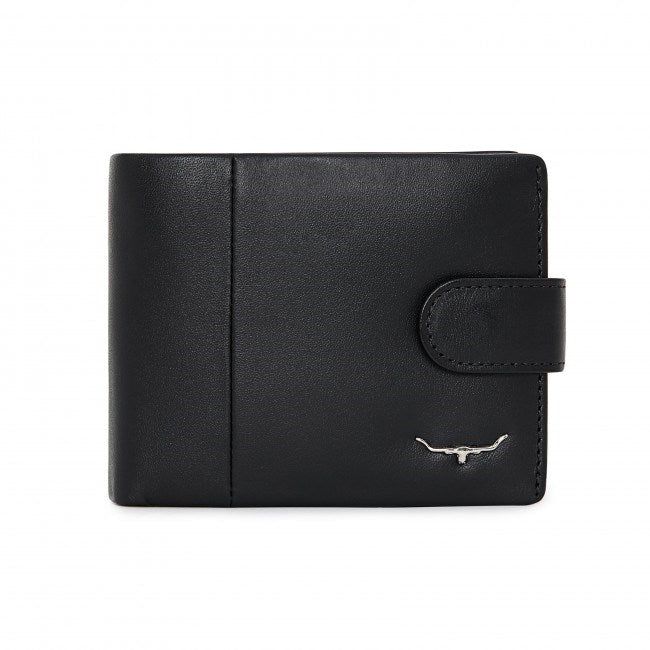 RM Williams Wallet With Coin Pocket & Tab