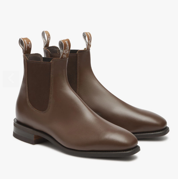 RM Williams Comfort Craftsman - Dark Tan