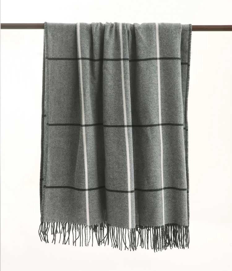 MM Linen Darcy Wool Throw