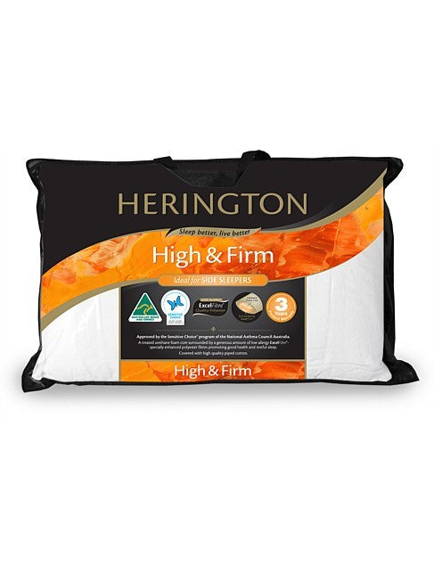 Herington High & Firm Pillow