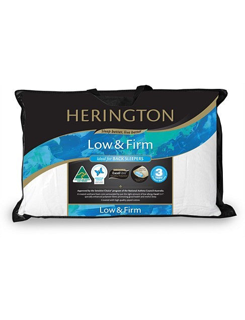 Herington Low & Firm Pillow
