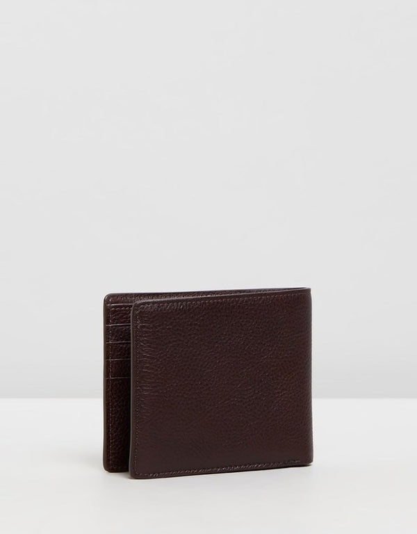 City Wallet w Coin Pocket