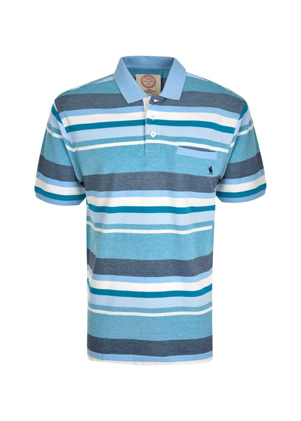Thomas Cook Mens Justin Polo