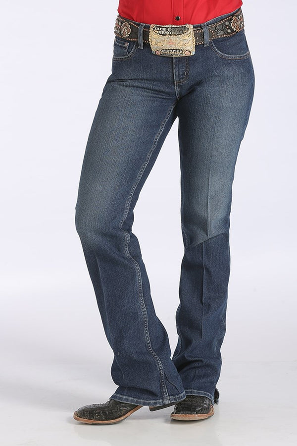 Cinch Kylie Slim Fit Jean - Dark Stonewash