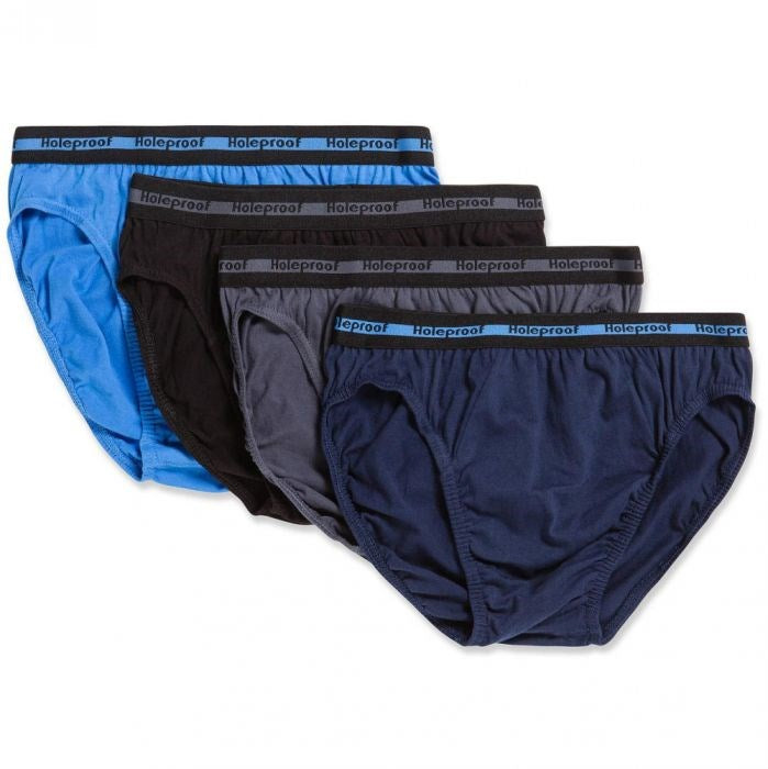 Holeproof Cotton Multipack Brief (4 Pack)