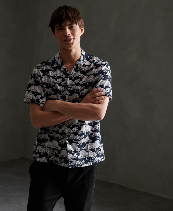 Superdry Hawaiian Box Short Sleeve Shirt