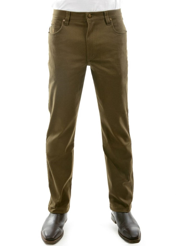 Thomas Cook Stretch Stockman Jean