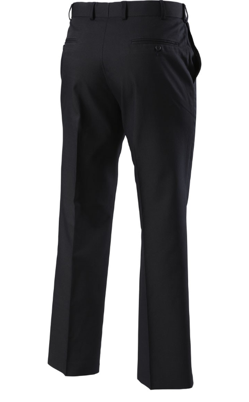 Permanent Press Adjustable Trouser (Midnight)