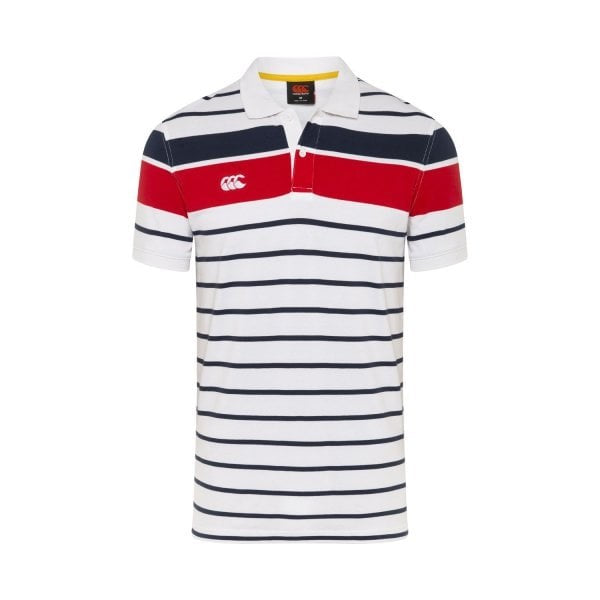 Canterbury Mens West Palm Polo