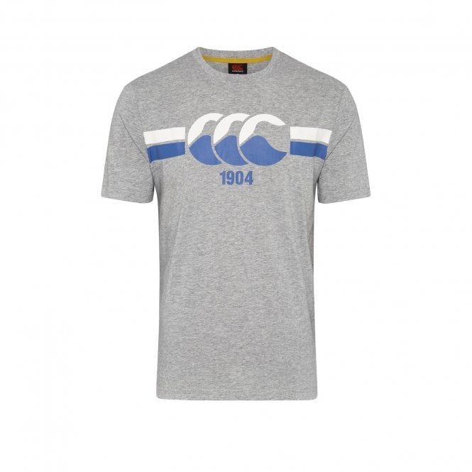 Canterbury Mens CCC 1904 Regatta Tee (XB Sizes)