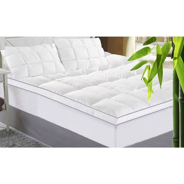 Ramesses 1000GSM Bamboo Fibre Mattress Topper