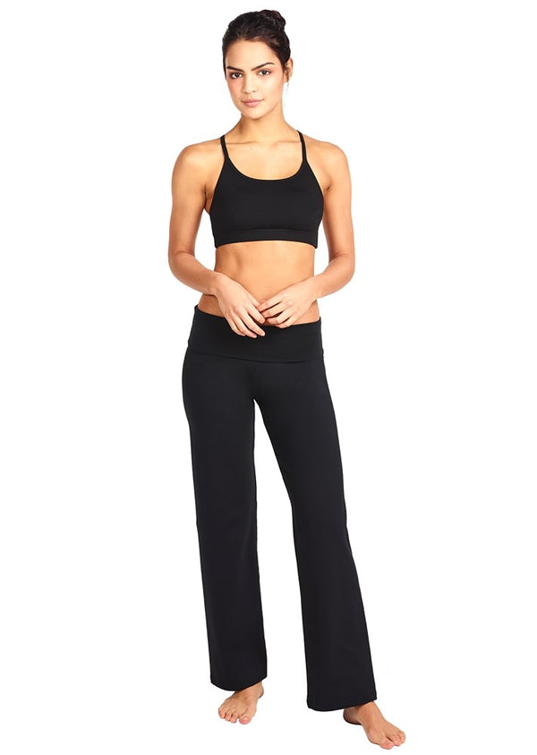 Abi & Joseph Relaxed Fit Pant Full length Tight