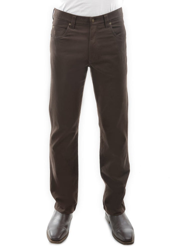 Comfort Waist Moleskins (Rich Brown)
