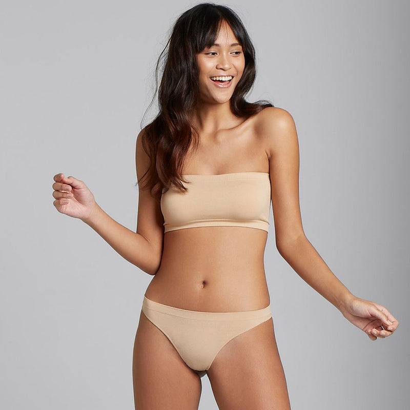 Ambra Seamless Single Bandeau