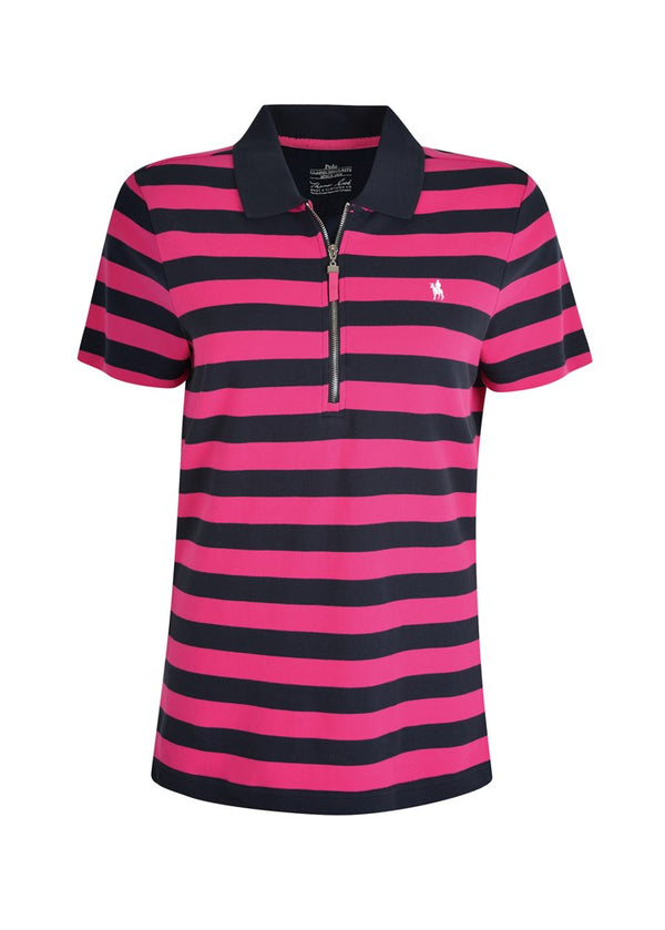 Thomas Cook Womens Riley Zip Polo