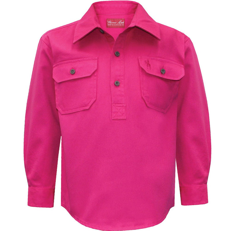 Thomas Cook Kids Heavy Cotton Drill Shirt