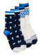 Scotch & Soda Mens 2-Pack Stretch Patterned Cotton Socks