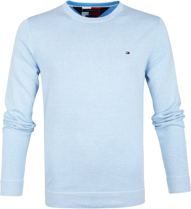 Tommy Hilfiger Mens Double Face Crew Neck