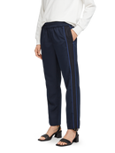 Scotch & Soda Womens Contrast Side Panel Trouser