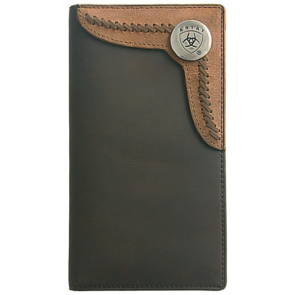 Ariat Rodeo Wallet - Two Toned Accent