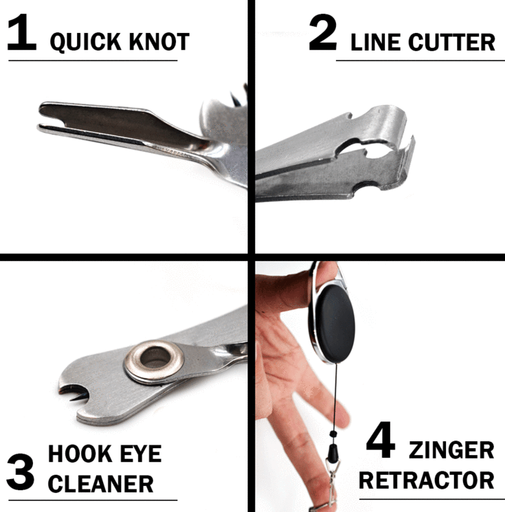 Quick Knot Tool - professional knot in seconds