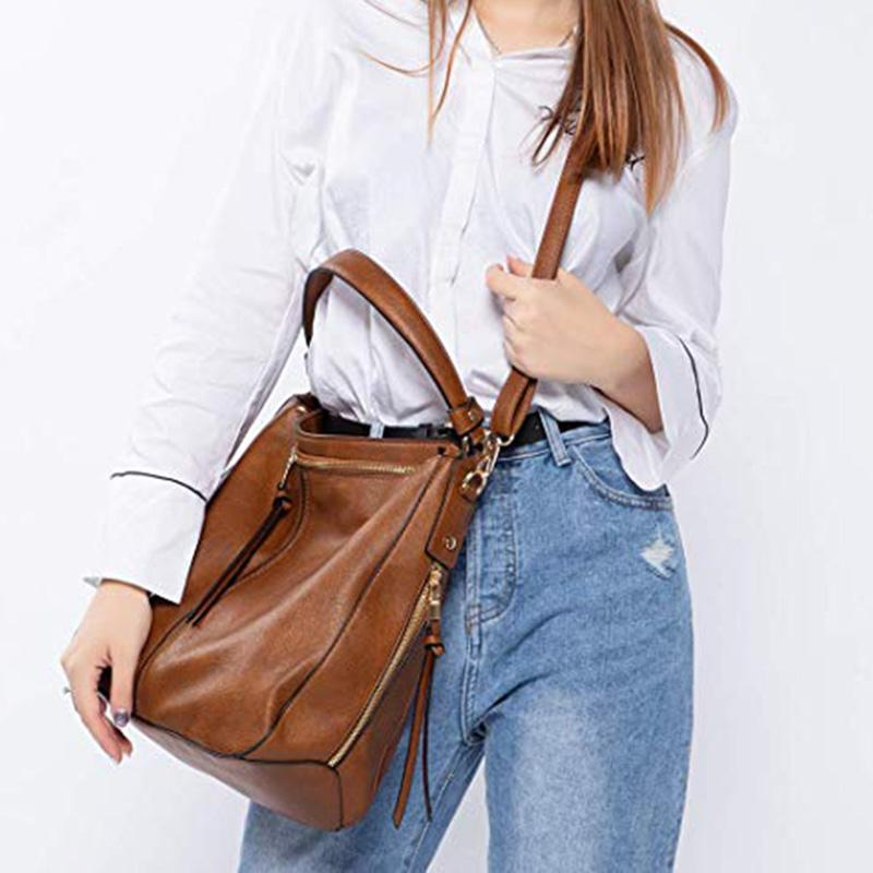 Women's Fringe Crossbody Shoulder Bag