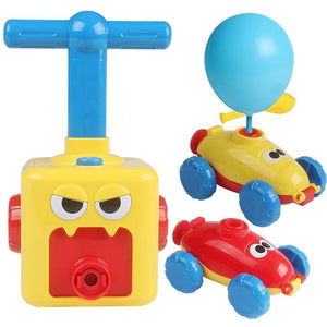 Balloon powered car Balloon launcher toy(Buy 2 Free shipping )