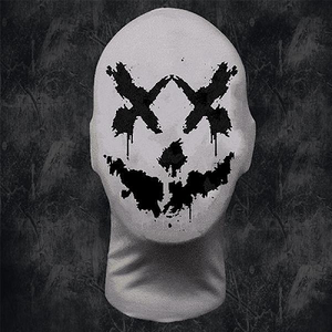 "2020 Halloween Magical Moving Inkblot ""Breath"" Mask"