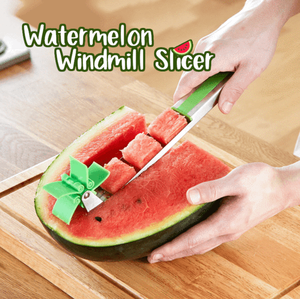 Trendise™ Watermelon Windmill Slicer