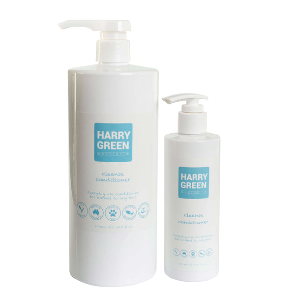 cleanse vegan conditioner organic cruelty free made in Australia