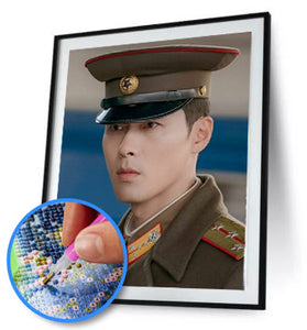 Diamond Painting MNL's BEST SELECTION design / Hyun Bin - PRE-ORDER!