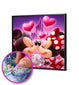 5D DIY Full Drill Diamond Painting Kit (Mickey&Minnie)