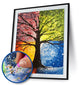 Colorful Tree 5D DIY Full Drill Diamond Painting
