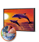 5D DIY Full Drill Diamond Painting / Dolphin