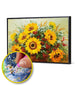 5D DIY Full Drill Diamond Painting Sunflower 2 / Diamond Painting MNL