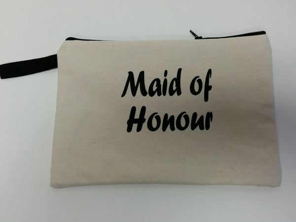 Maid of Honour Toiletry Bag
