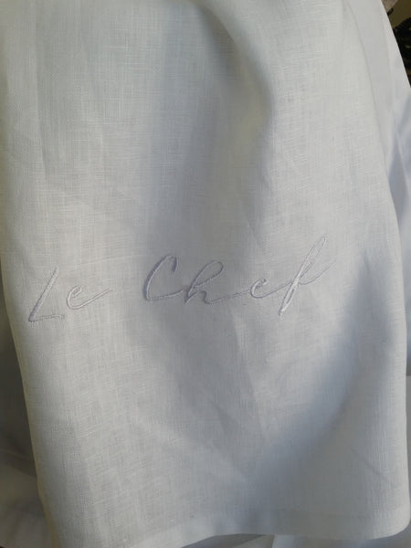 Le Chef Linen Tea Towel