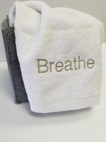 Breathe Hand Towel