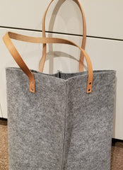 Felt City Bucket Tote