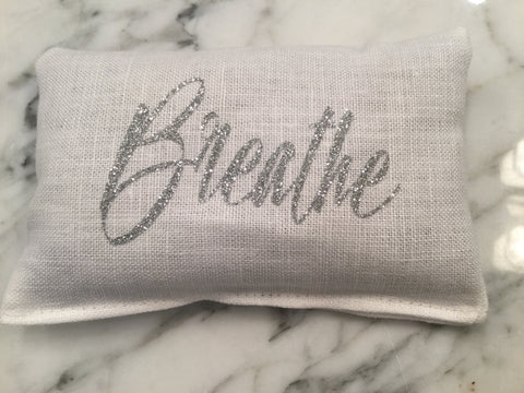 Breathe Glitter Lavender Sachet Set