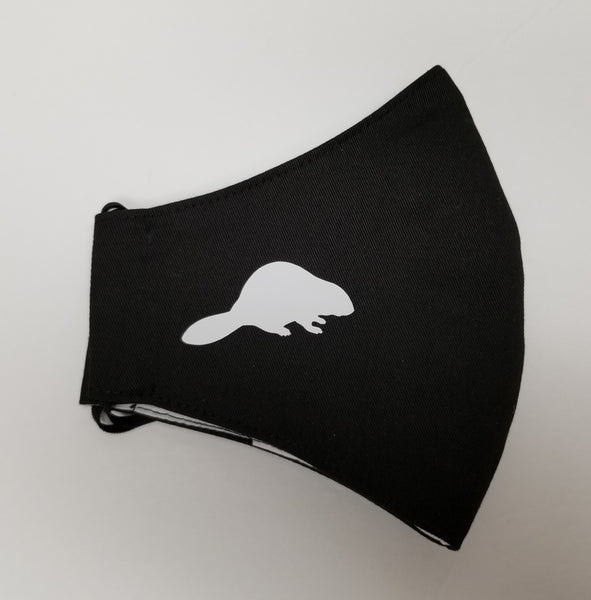 Face Mask Black Beaver